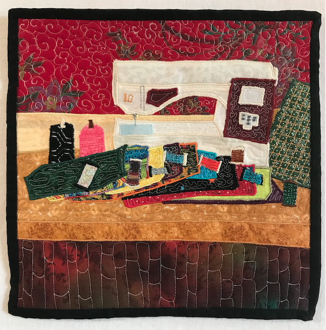 How Did I Quilt That: Guild Challenge