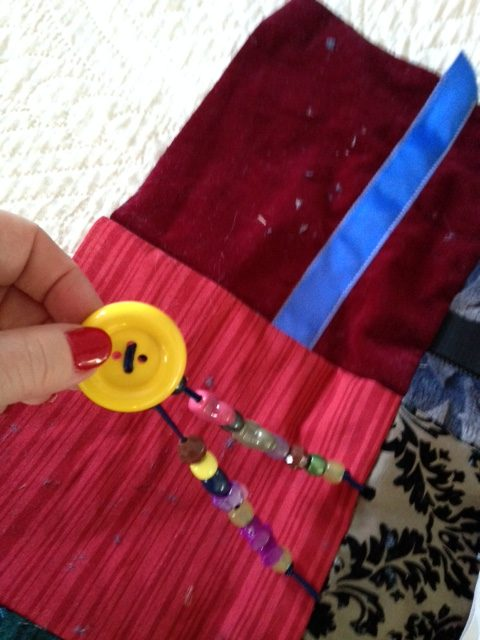 Fidget/Activity Quilts