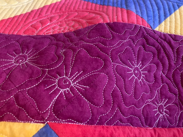 Quilting Pansies – Easy, Fast, and Lovely