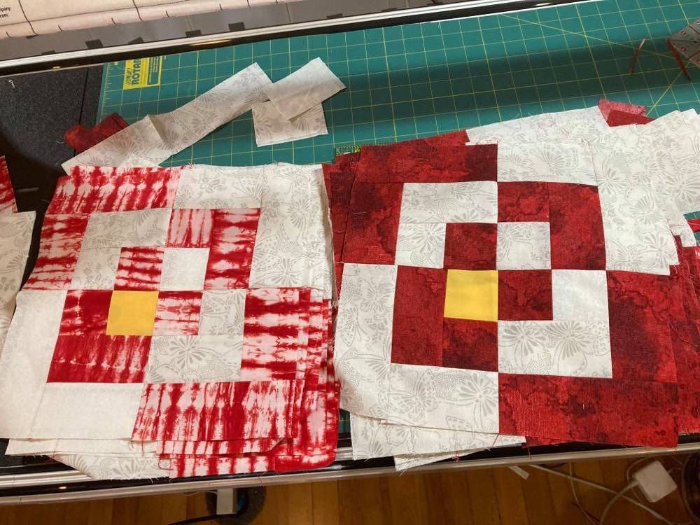 Quilts of Valor (or Valour, depending on where you live)